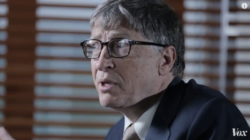 Bill Gates Is Worried About a Widespread Flu Epidemic