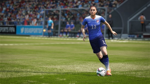 Here Are Some Internet Comments About 'FIFA 16' Adding Women