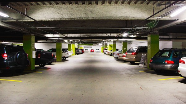 Here's a Map of Hackable Smart Parking Garages