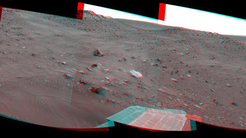 I Went on a Field Trip to Mars with a Piece of Cardboard