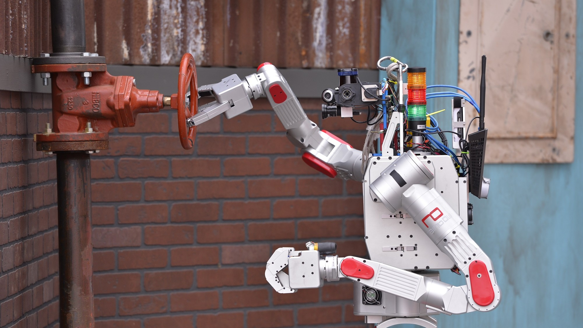 Watch These Rescue Robots Fail to Rescue Anything