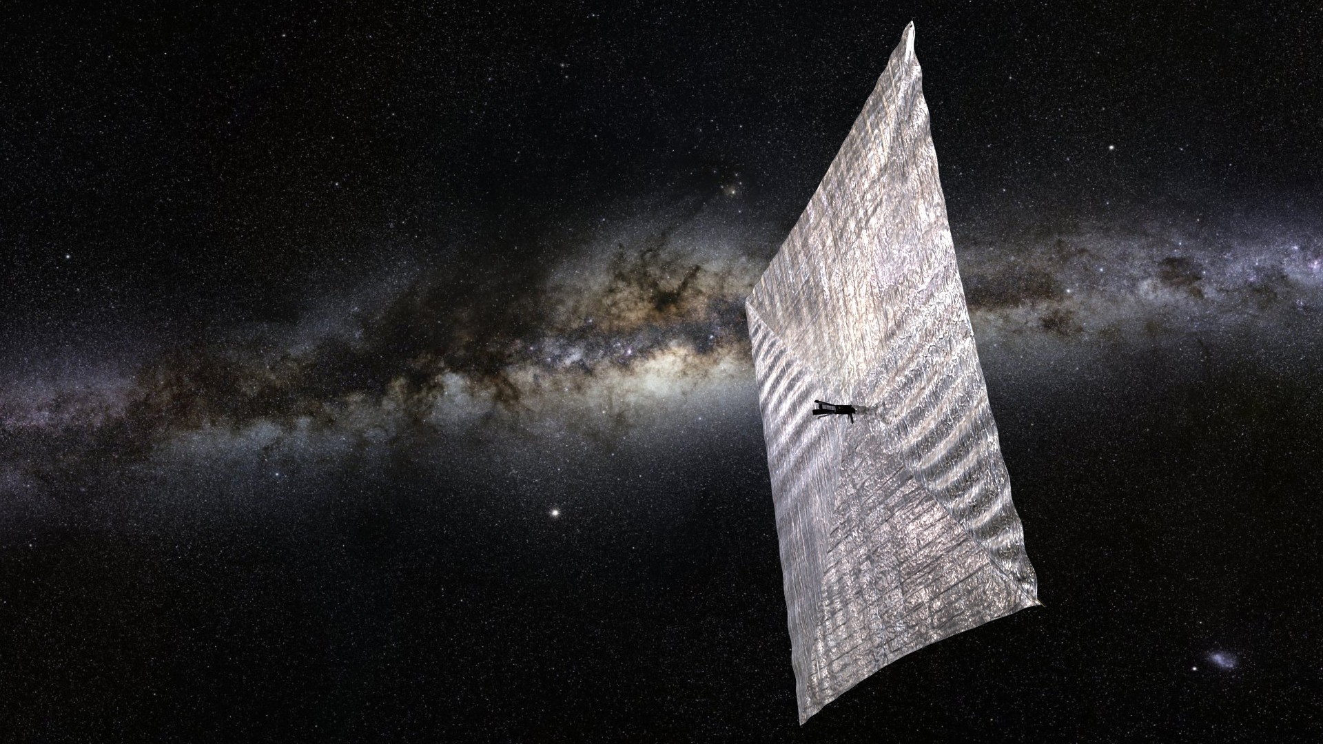 The LightSail Satellite Successfully Deployed Its Solar Sail