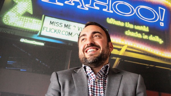 Paranoid-in-Chief: Yahoo's Alex Stamos Wants to Secure the Entire Internet