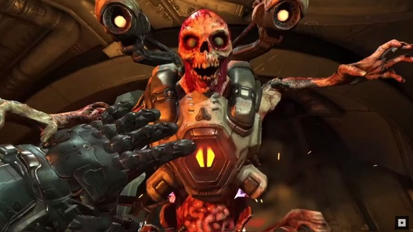 Watch the Trailer for the New 'Doom,' Set on Mars