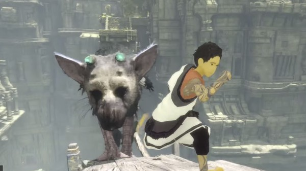 The Last Guardian is Fucking Real