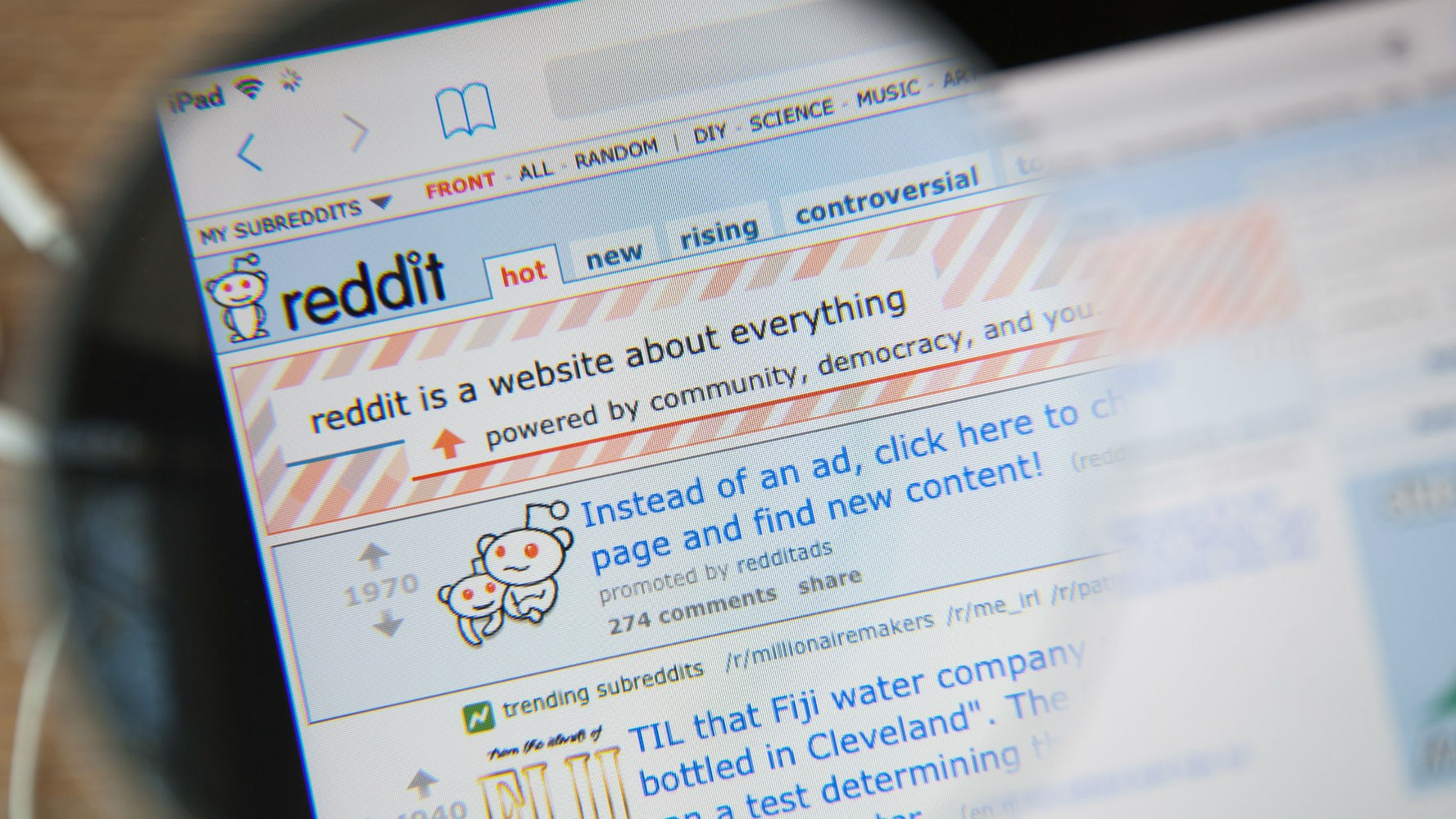 Reddit Switches to Encryption By Default