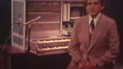 Watch Bell Labs Engineer Hal Alles Demo an Early Digital Synthesizer in 1977