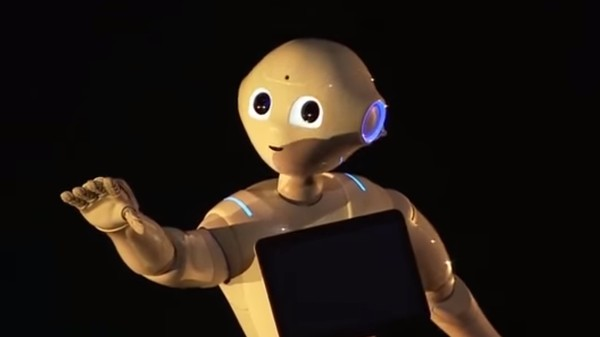 Pepper, the 'Emotional Robot,' Sells Out in Under a Minute in Japan