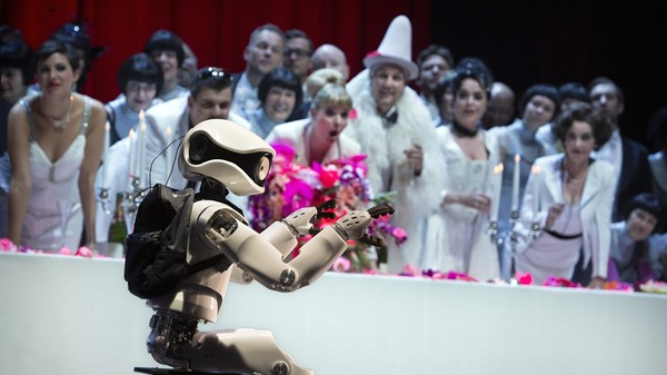 How Do You Teach a Robot Feelings? Make It Sing Opera
