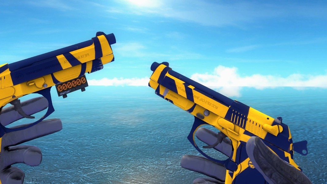 Here's How You Make $12,000 In Profit a Day Selling Virtual Guns