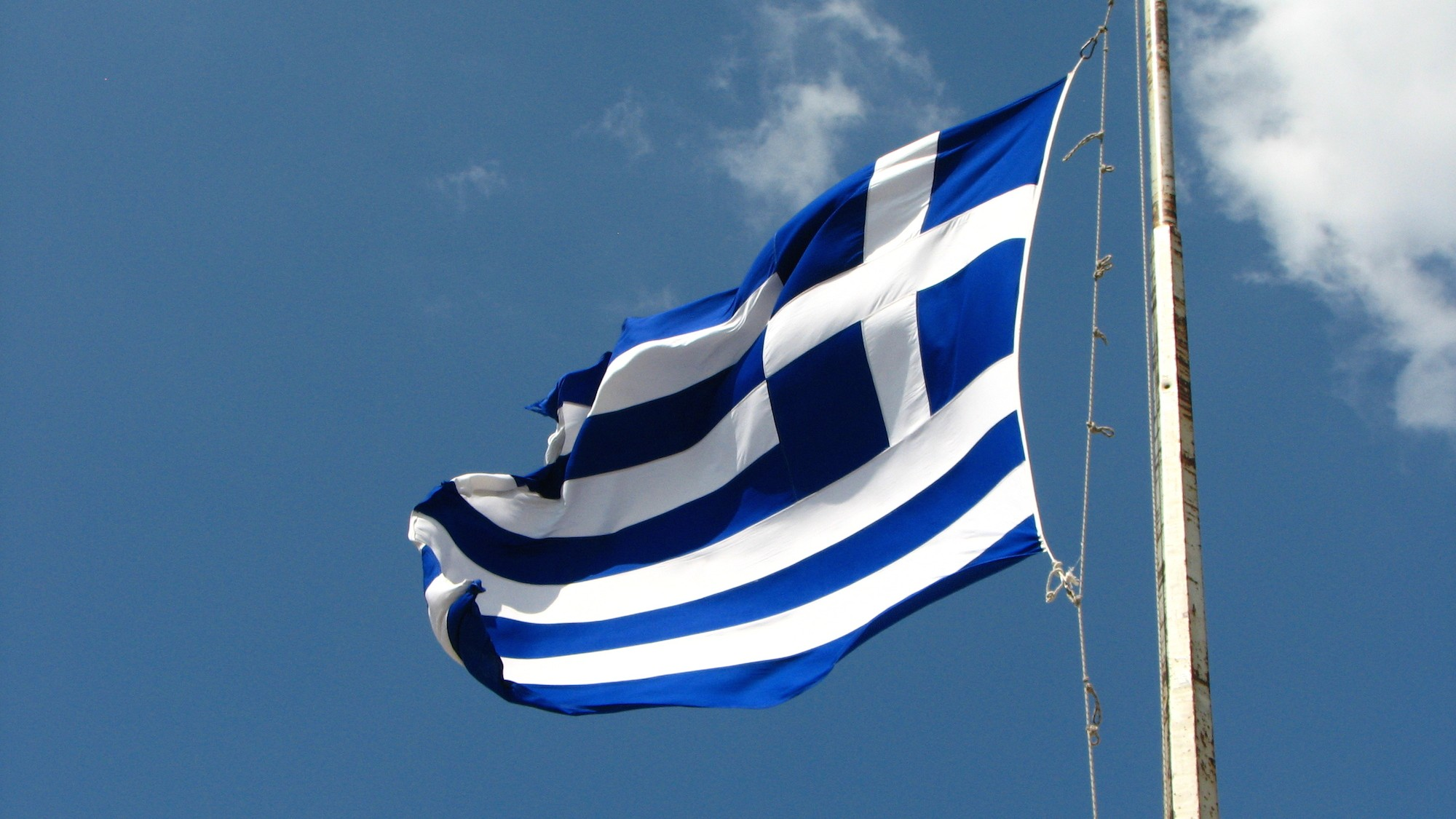 Crowdfunding Greece's Debt Will Never Work, But It's Still Nice
