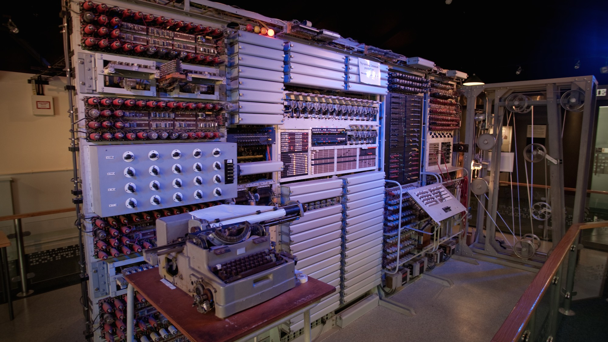 This Is What 70 Years of Computing Sounds Like