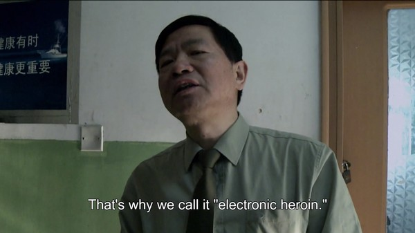 Inside a Chinese Internet Addiction Rehab Center