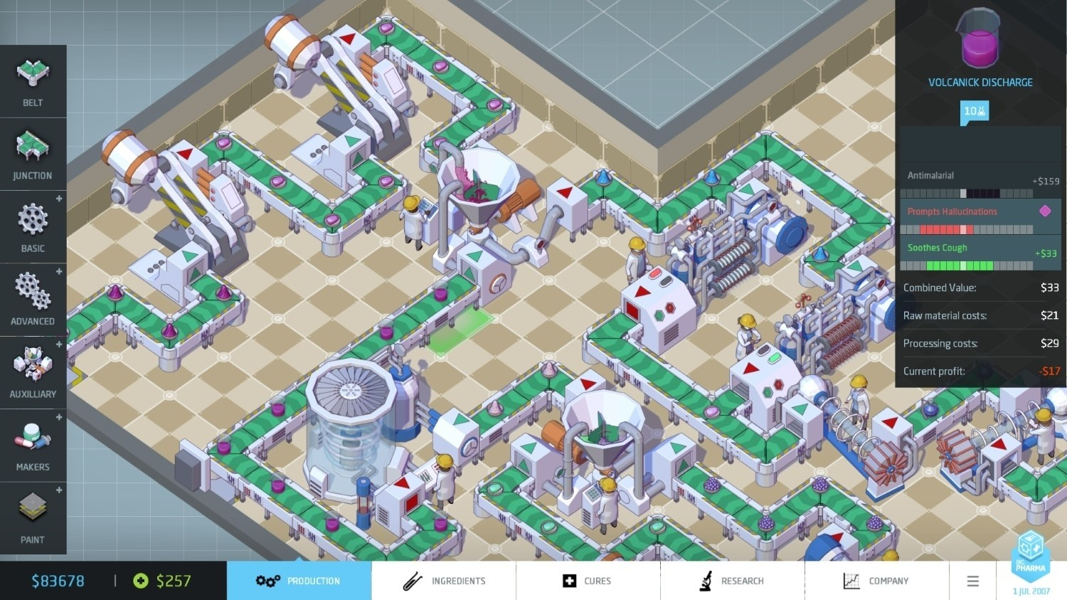 In This Big Pharma Simulator, Profits Matter More Than Patients