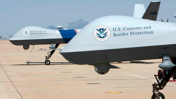 Homeland Security Admits $360 Million Drone Program Can't Meet Its Goals