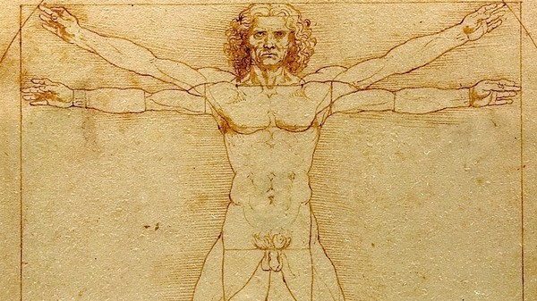 Health Tech's 'Vitruvian Man'
