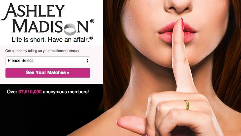Who Needs Hackers? You Can Already See Who's on Cheating Site AshleyMadison