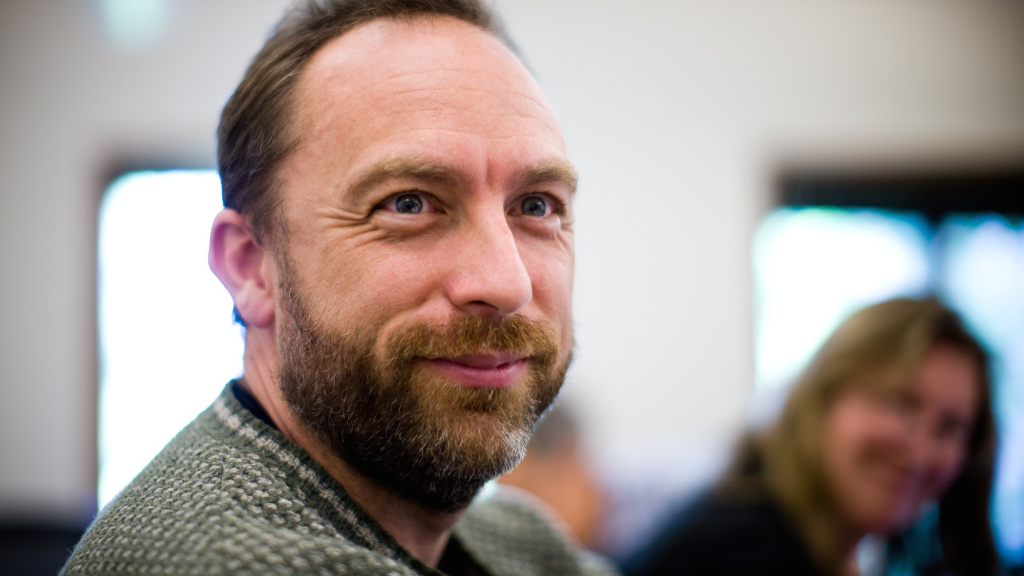 We Asked Jimmy Wales Why His Social Network Is Better Than Twitter