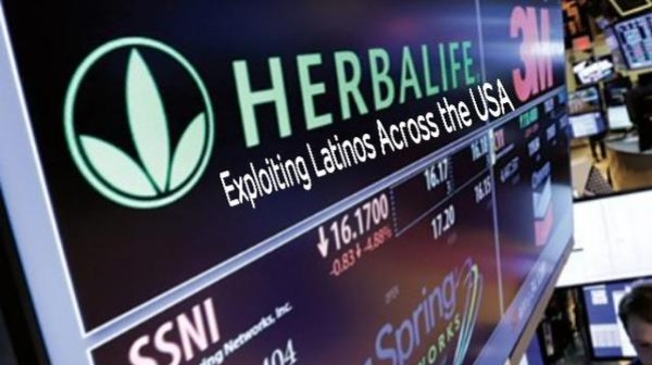 Herbalife Is Trying to Unmask One of Its Critics on Twitter