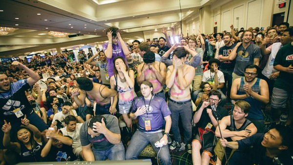A Life-Affirming Weekend at EVO, the World's Biggest Fighting Game Event