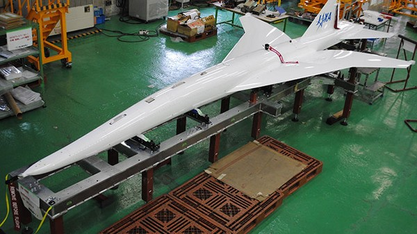 The Japanese Space Agency Tested a Supersonic Plane With Less Sonic Boom