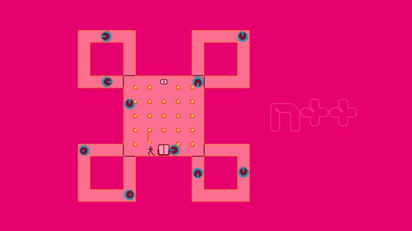 N++ Is a Punishing, Polished Platformer Ten Years In the Making