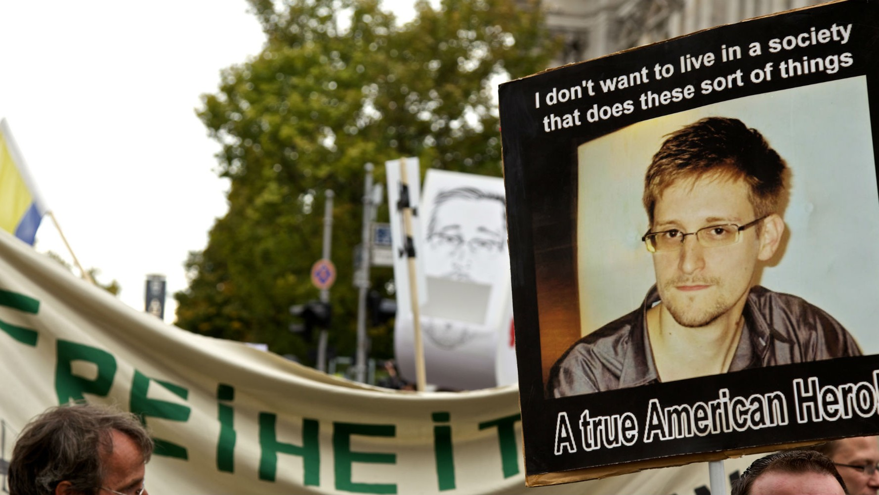 The White House Will Not Pardon Edward Snowden, Despite Your Online Petitions