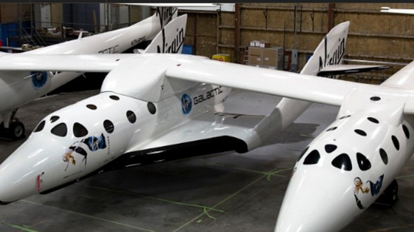 Human Error Caused the Virgin Galactic Crash, Officials Say