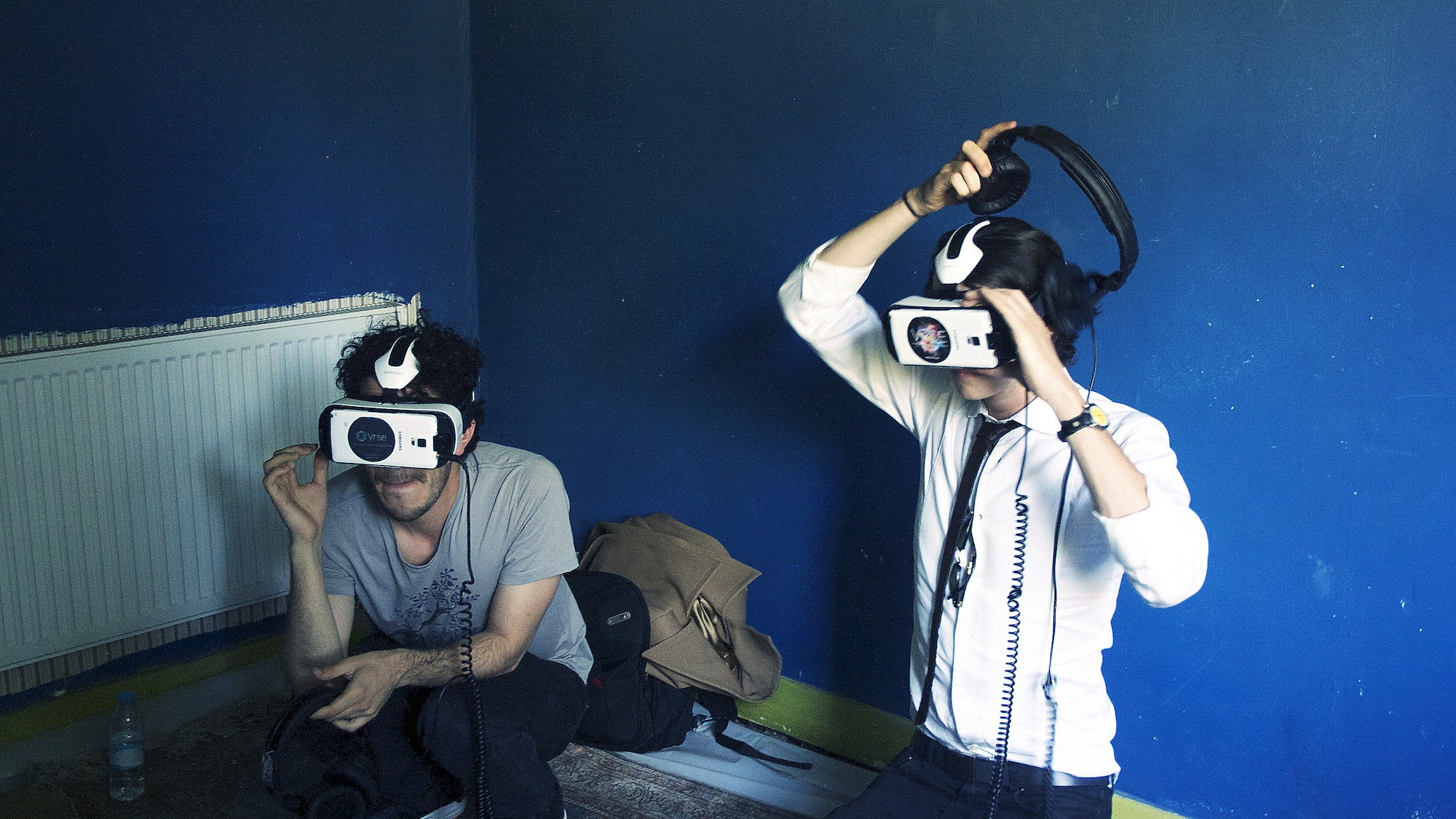 Multisensory Cinema Adds Smell and Touch to VR Worlds