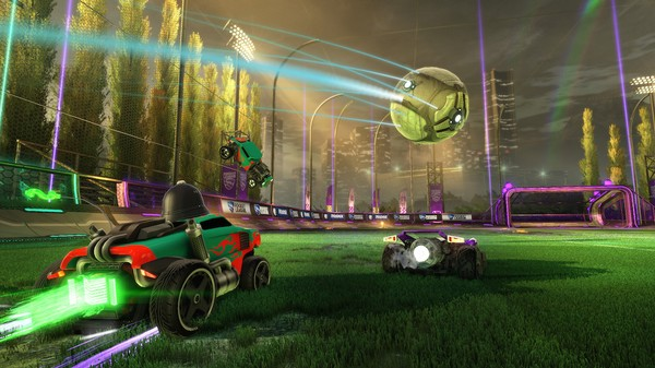 The Genius of Cars Playing Soccer Can't Be Denied Twice