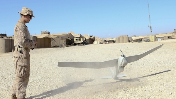 An Army Contractor Misplaced Four $500K Drones for Eight Months