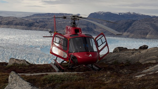 The Search for Greenland's Missing Ice