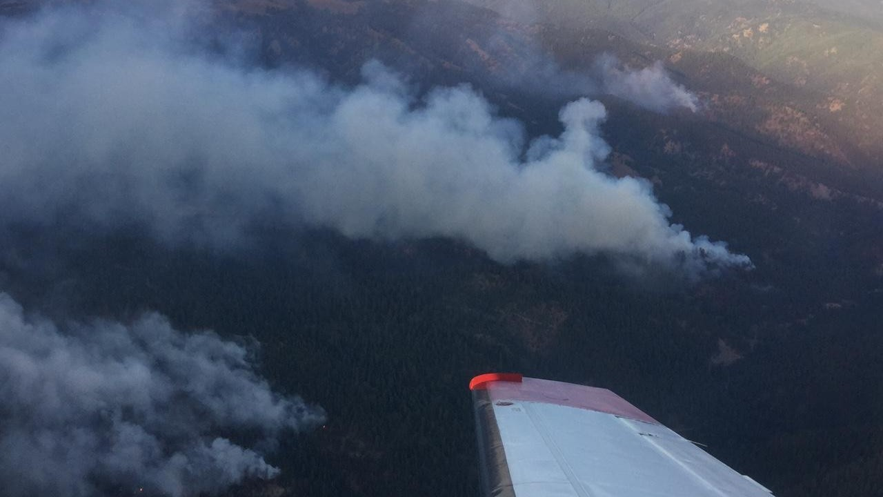 A New Wave of Wildfires Is Punishing Oregon and Washington