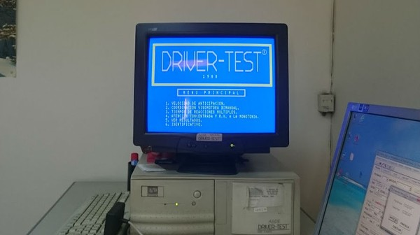 This 1980s Computer System Is Still Used for Spanish Driving Tests