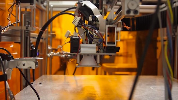 This 3D Printer Can Print 10 Materials at Once