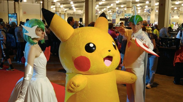 I Tried to Play in the Pokémon World Championships and Failed Miserably
