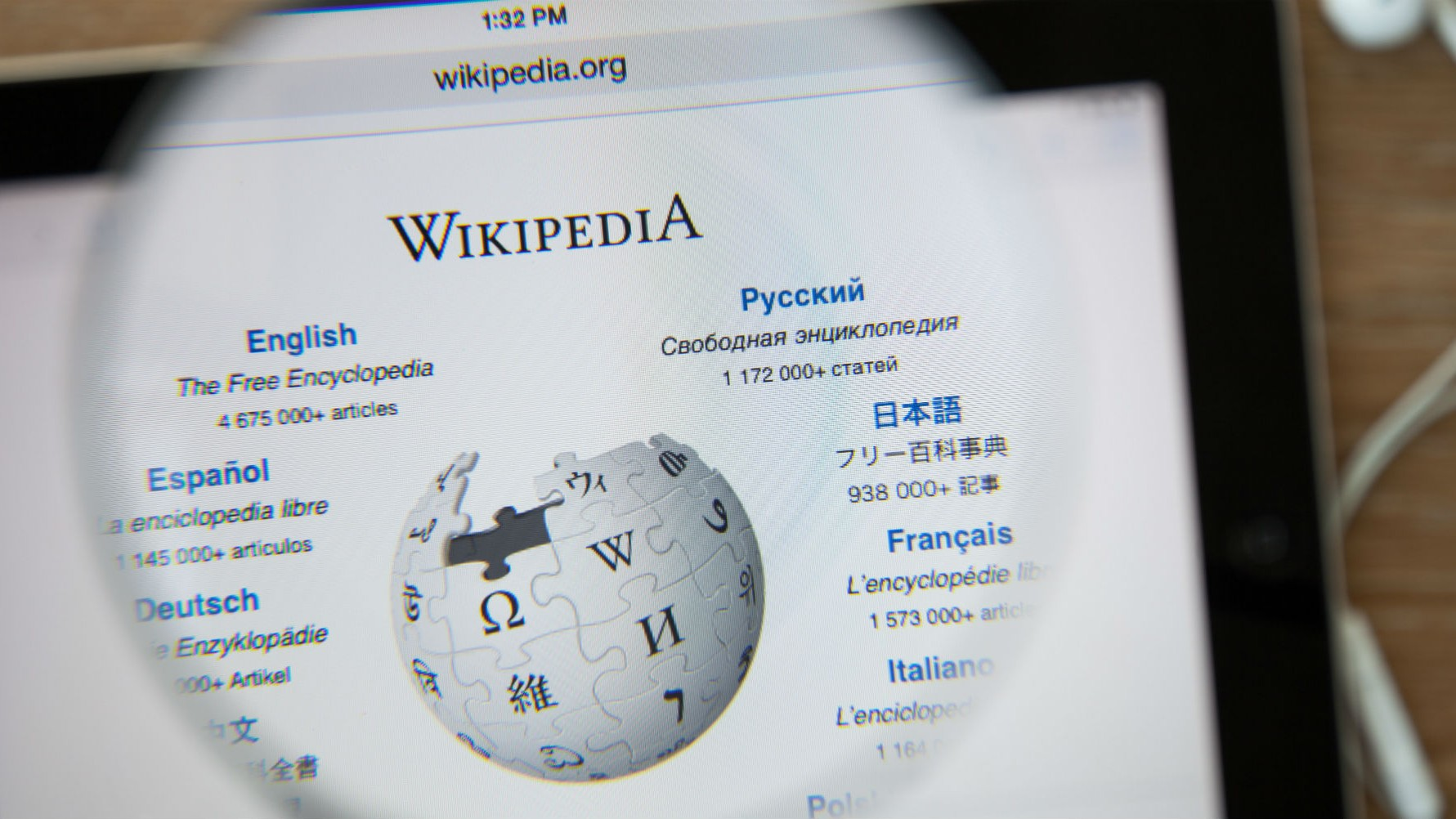A Page on Hashish Prompts Russia to Block, Then Unblock Wikipedia