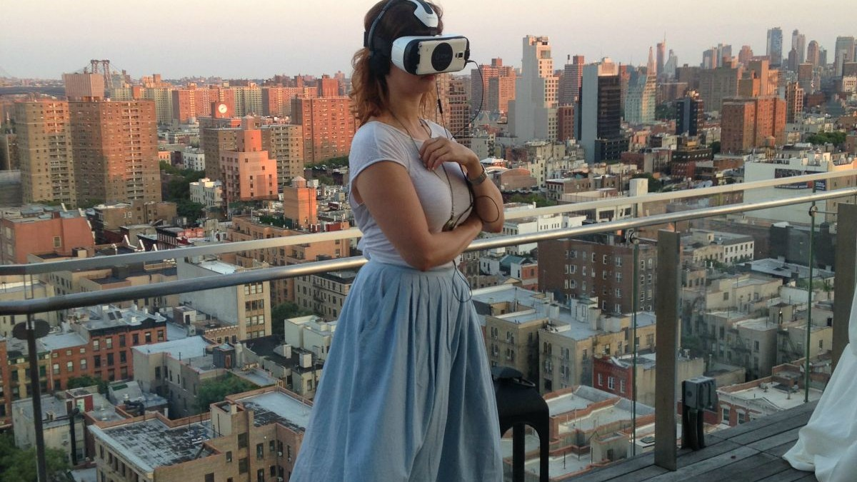 The UN Is Using Virtual Reality to Make the Rich and Powerful Feel Empathy