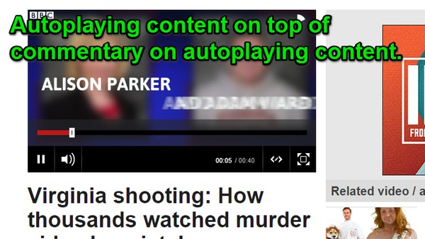 Autoplay Is the New 'Clickbait': a Scapegoat for What We Don't Like Online