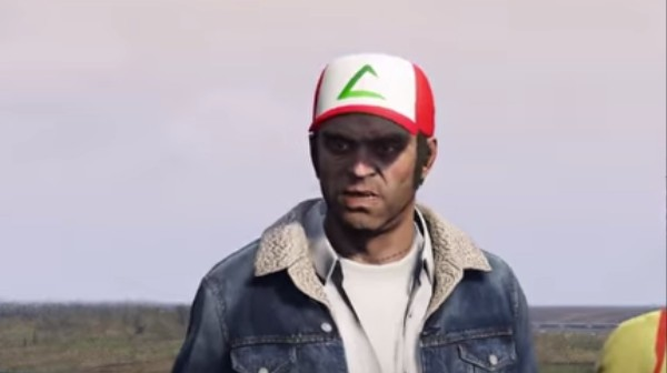Watch This Remake of the 'Pokémon Intro' Someone Made in 'GTA V'