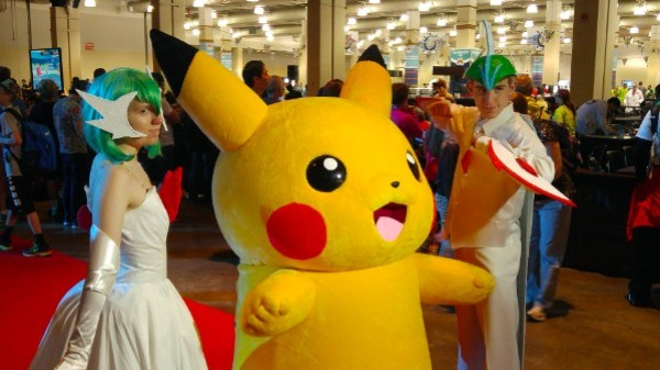The Pokémon Company Sues, Shuts Down Fan Gathering