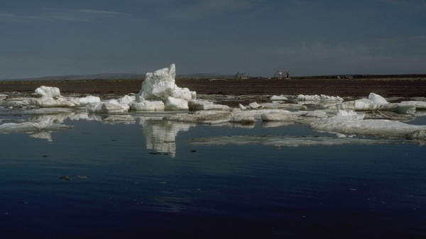 ​Obama Heads to the Arctic for a Photo Op with Our Melting Future