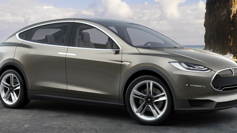 Deep Breaths, You Rich Sonuvabitch: Tesla's Model X Is Coming September 29