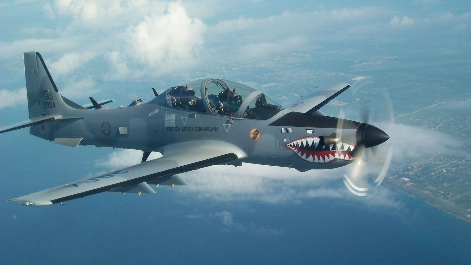 The WWII-Era Plane Giving the F-35 a Run for Its Money