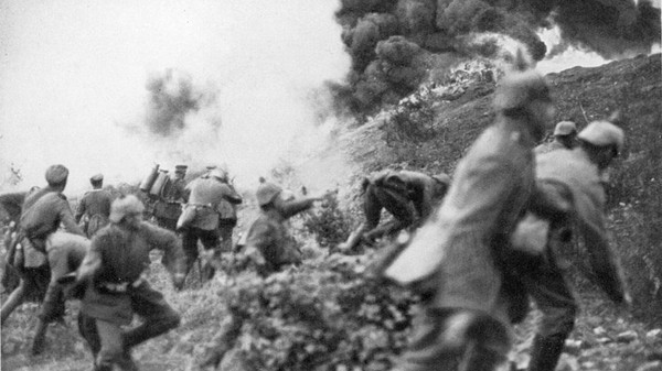 Why Do First-Person Shooters Ignore World War I?