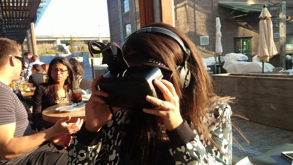 How an Inuit Filmmaker Is Using Virtual Reality to Tell Her Culture's Stories