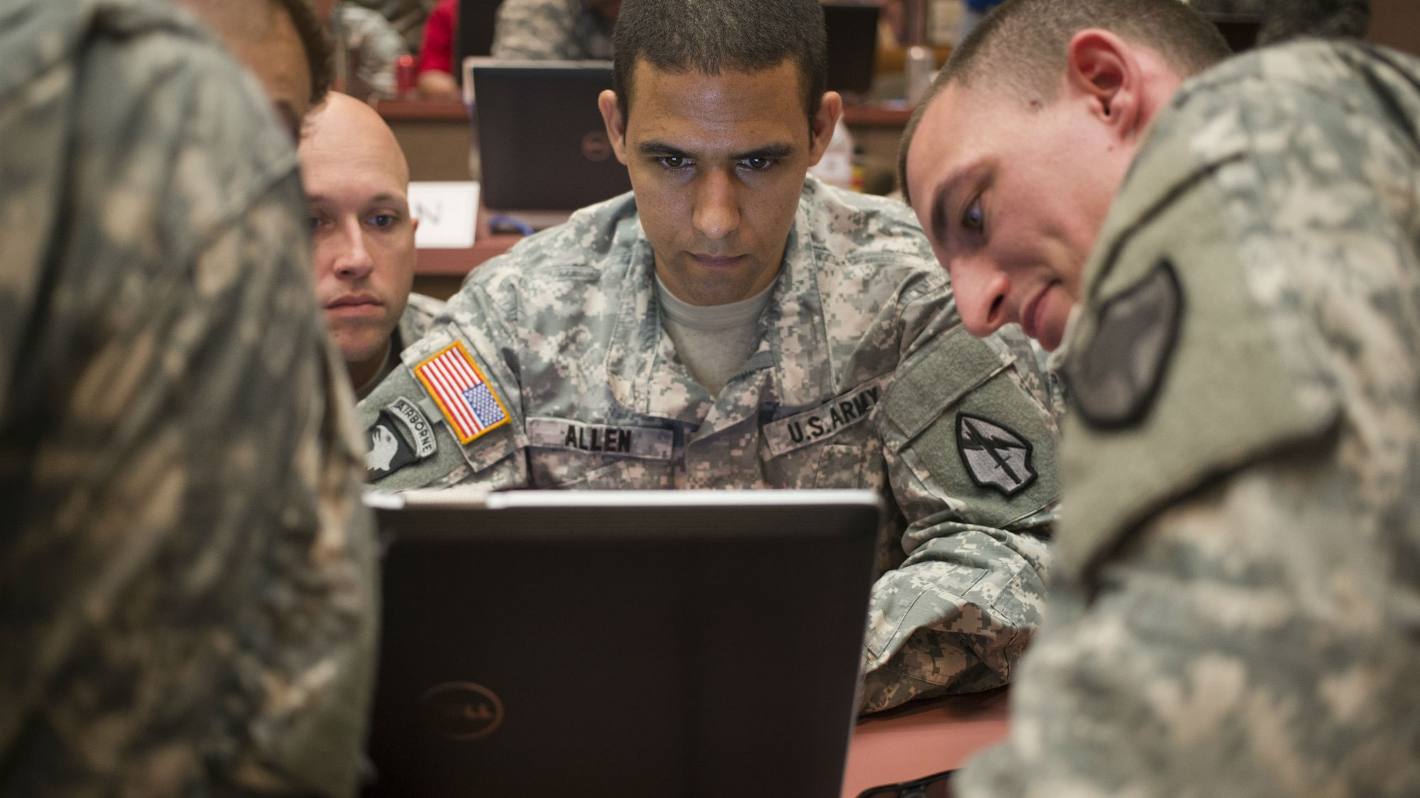 How the US Military Fails to Protect Its Soldiers' Emails
