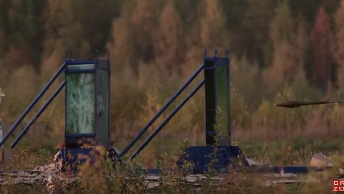 The Russian 'Mythbusters' Shoots an RPG at 45 Layers of Bulletproof Glass