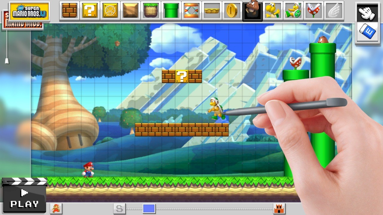 'Super Mario Maker' and the Rise of Performative Gaming