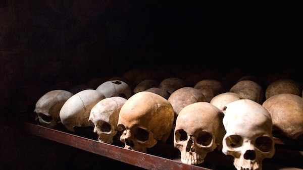 This Algorithm Could Show When the Next Genocide Is About to Happen